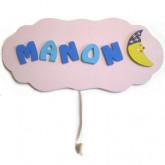 Boîte à musique personnalisée «nuage lune»