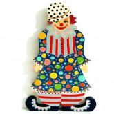 Clown «Bulle»
