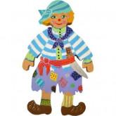 Clown «Mouss'haillon»