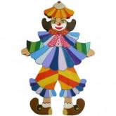 Clown «Perlipopette»