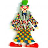 Clown «Tristounet»
