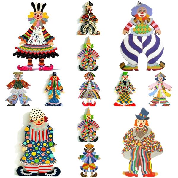 cadeau original enfant billes de clowns. Black Bedroom Furniture Sets. Home Design Ideas