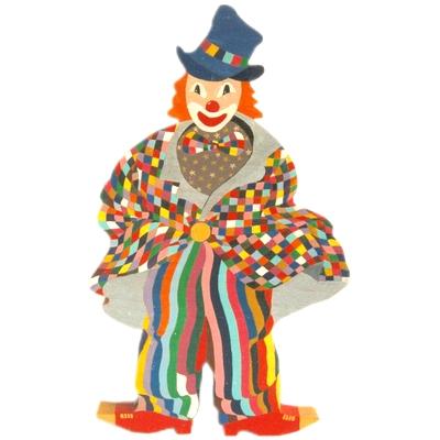 clown multicolor billes de clowns. Black Bedroom Furniture Sets. Home Design Ideas