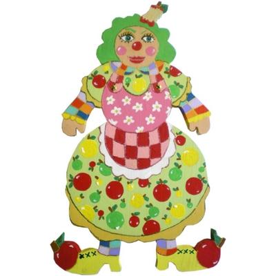 clown pommette billes de clowns. Black Bedroom Furniture Sets. Home Design Ideas