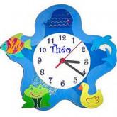 "horloge """"Flaque"