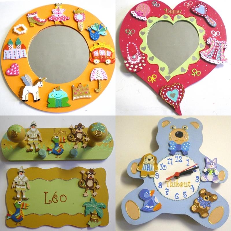 Des idées de décoration pour la chambre bébé - Billes de clowns