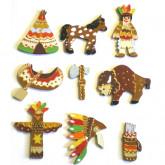 Motifs petit indien