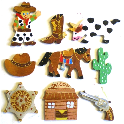 motifs cowboy