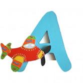 Lettre A comme avion