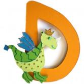 Lettre D comme Dragon