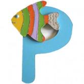 Lettre P comme poisson