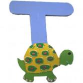 Lettre T comme tortue