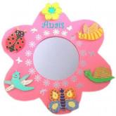 miroir «Fleur»