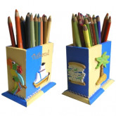 Pot à crayons L'île au trésor