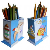 Pot à crayons La mer