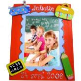 cadre photo personnalisé Petit écolier