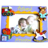 Cadre photo personnalisé les jouets