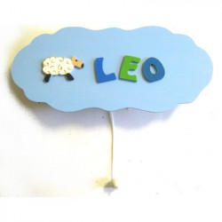 Boîte à musique personnalisée «nuage mouton»