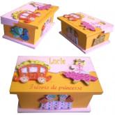 Boite «trésors de princesse»