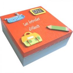 Boîte petit écolier