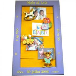 Cadre de naissance «Les jouets»