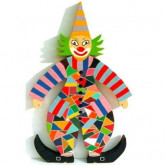 Clown «Farfelu»