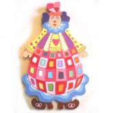 Clown «Mathurine»