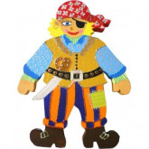 Clown « Pirate »
