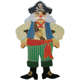 Clown «Capitaine»