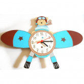Horloge avion
