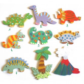 Motifs dinosaures