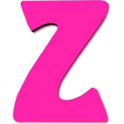 Lettre en bois Z
