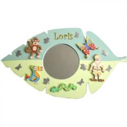 Miroir La jungle
