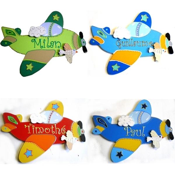 plaques de  porte avion