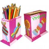 Pot à crayons Bonbons