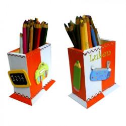 Pot à crayons Petit écolier
