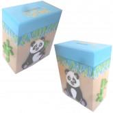 Tirelire personnalisée panda