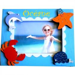 cadre photo océan